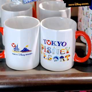 Tokyo Disneysea Disneyland Disney Resorts Sea Land Disney Resort Logo Design Mug