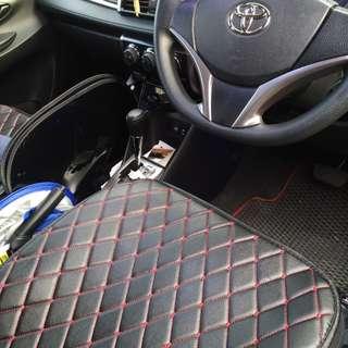 Toyota vios premium leather car seat
