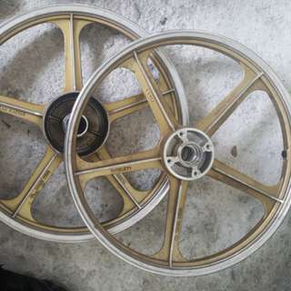 Titan Racing Sportrim 1.6x17