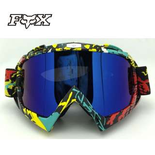★ FOX GOGGLES ★ MOTORCYCLE ★ E-SCOOTER ★ OFF ROAD BIKE ★MOTOCROSS ★ NEW ARRIVALS ★ RIDING GOGGLES ★ RACING CYCLING ★DIRT BIKE ★WHILE STOCK LASTS