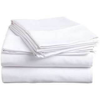 hotel quality plain bed linens