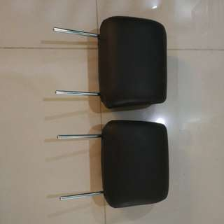 Alza Leather Headrest