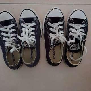 Children's used converse
