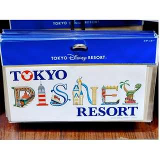 Tokyo Disneysea Disneyland Disney Resorts Sea Land Disney Resort Logo Design Sticker