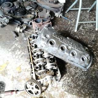 Head honda city type z D15A