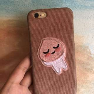 [IPHONE 6] Apeach case kakaotalk ORI