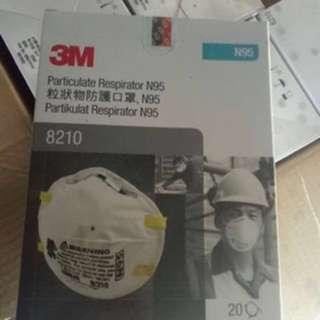 3M Safe guard mask