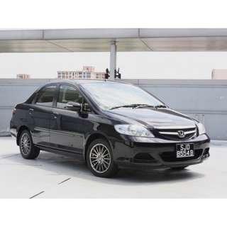 Honda City 1.5 Auto i-DSI