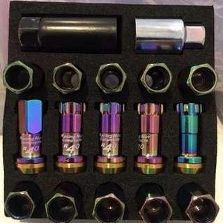 R40 Wheel/Lug Nut M12x1.5(20pcs)