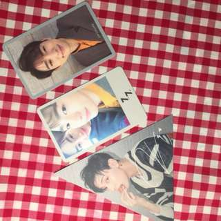 GOT7 77 Present Version Photocard