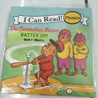 I can read Series