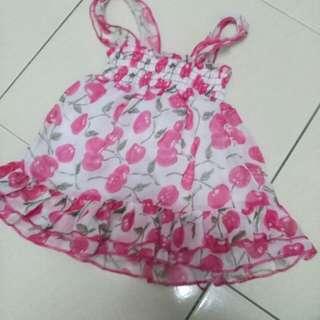 Pink Dress baby girl