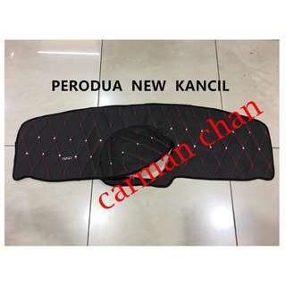 PERODUA NEW KANCIL 2003 - 2009 DAD NON SLIP DASHBOARD COVER WITH DIAMOND
