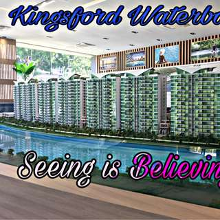 Kingsford Waterbay- Resort Lifestyle