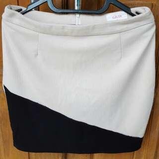 Gaudi 2 tone Skirt