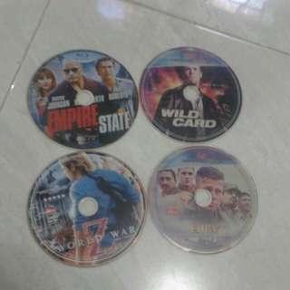 CD Film Hollywood