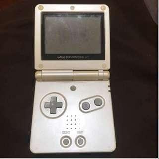 OG Gameboy Advance SP
