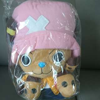 Chopper Plushie - One Piece (pre-owned)