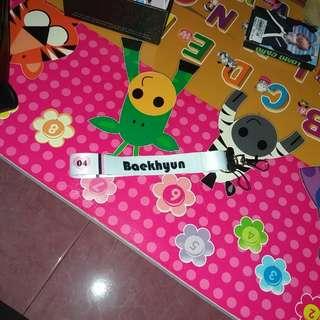 Baekhyun phone strip