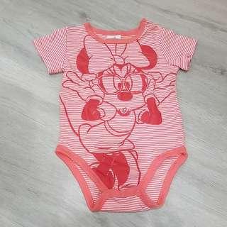 Disney Baby Baby Girl Romper