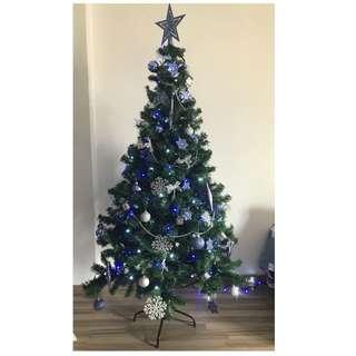 Christmas Tree and Decors