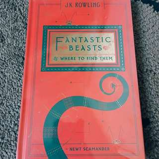 Fantastic Beasts & Where to find them [Eng]