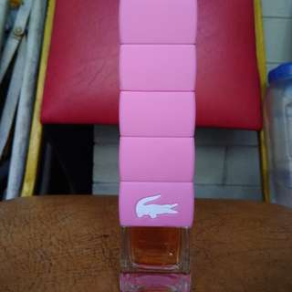 LACOSTE CHALLENGE PINK