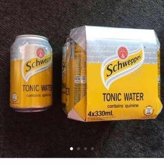 換/買5 cans Tonic water 送綱夾衣架with free used hangers for trousers skirt