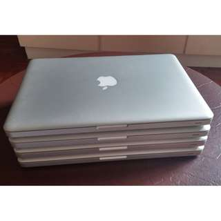 "Macbook Pro 13"" i5 2.5 Mid 2012 non retina no ram no HDD"