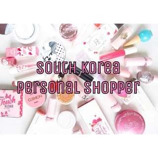 🇰🇷 Korea Personal Shopper