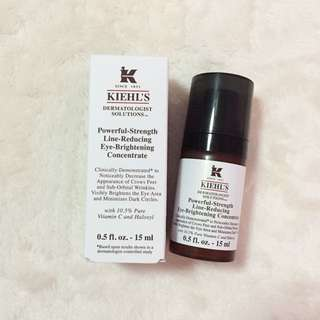 Kiehl's Powerful-Strength Line-Reducing Eye-Brightening Concentrate
