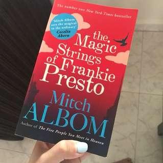 Mitch albom- the magic strings of Frankie presto