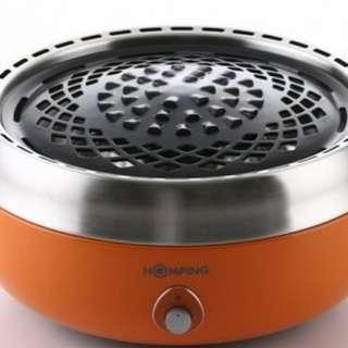 全新 HOMPING Grill 韓式燒烤爐