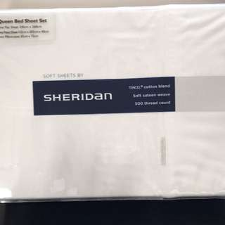 New Sheridan Bed Sheet Set