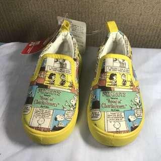 Brandnew Peanuts/snoopy shoes