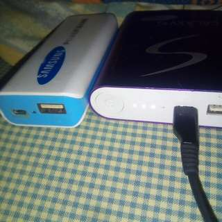 Samsung powerbank 2pcs
