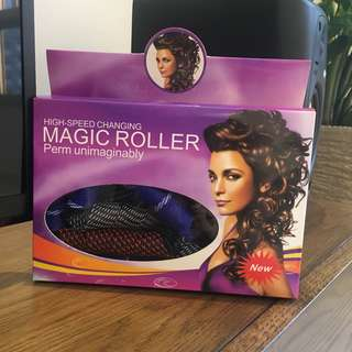 Brand New! High-Speed Changing Magic Roller - DIY Quick hair perm