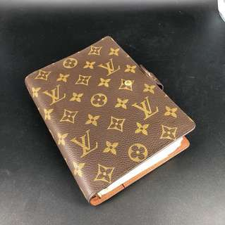 lv traveller's  log book