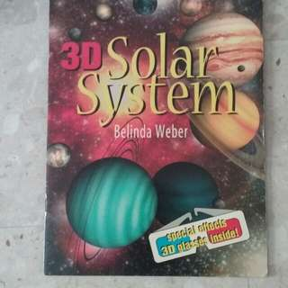 3D Solar System by Belinda Weber #blessing