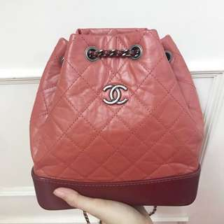 Chanel Gabrielle backpack 背包