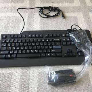 LENOVO KEYBOARD AND MOUSE