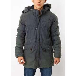 Jacket musim dingin VANGUARD original merk amsterdam