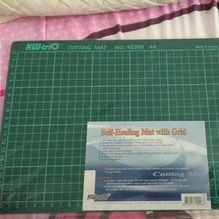 Cutting graph mat