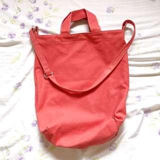 Baggu Zinc Shoulder/Tote Sling Bag
