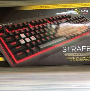 Corsair Strafe MX Silent Gaming Keyboard