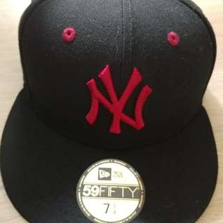 New Era 59fifty 7 1/4size cap