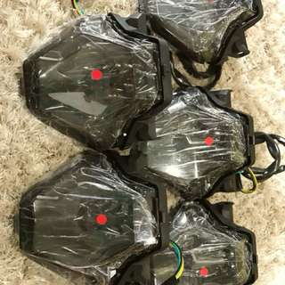 Tail lamp R25,MT07 & Y15