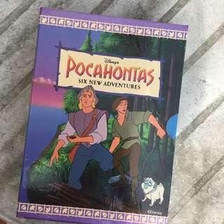 Pocahontas Six New Adventures