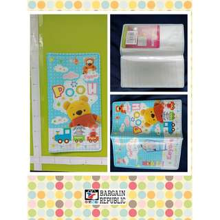 Winnie the Pooh Card Case Holder