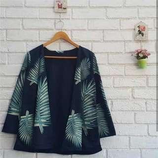 Leaf Kimono Outer